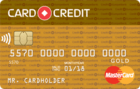 Card Credit Gold